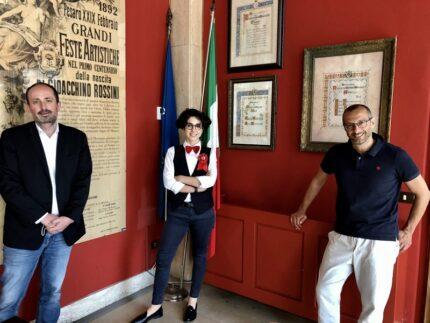 Presentazione di Popsophia a Pesaro