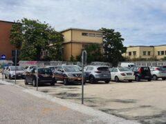 Parcheggio di Villa Marina a Pesaro