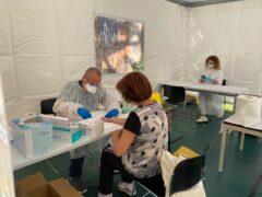 Test sierologici all'Università di Urbino