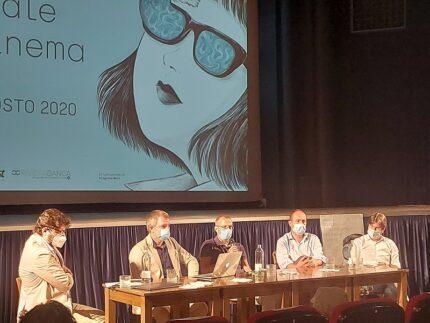 Presentazione della 56° edizione della Mostra Internazionale del Nuovo Cinema a Pesaro