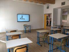 Nuova scuola in via Lamarmora a Pesaro