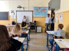 Ritorno a scuola a Pesaro