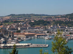 Il porto di Ancona