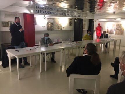 Riunione tra albergatori e amministrazione comunale di Pesaro