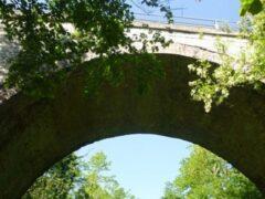 Ponte sulla Sp 42 a Cagli