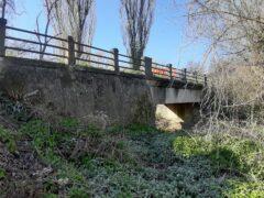 Ponte sul torrente Tavollo