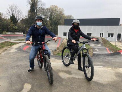 Pista da pump track e skate a Pesaro
