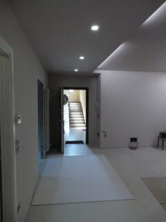 Ristrutturazione Chiavi in mano con la ditta Marinelli Sisto - Appartamento Pierelli - Dopo