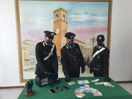 Operazione antispaccio condotta dai Carabinieri di Fano