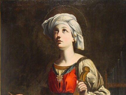 Santa Cecilia, patrona della musica e dei musicisti