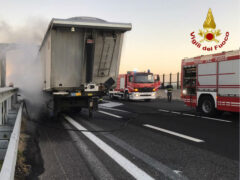 Incidente autostrada A14