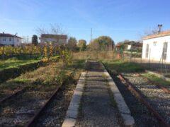 Ferrovia dismessa a Fano