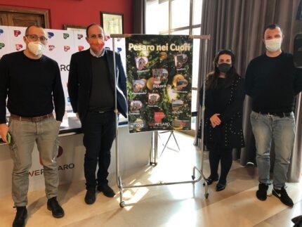 Presentazione delle iniziative natalizie a Pesaro