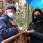 Consegnati i primi saturimetri a Pesaro