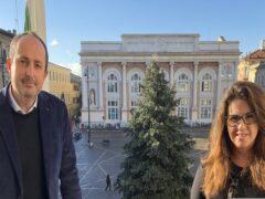 Daniele Vimini e Francesca Frenquellucci