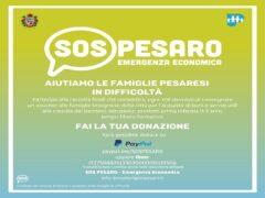 Raccolta fondi organizzata da SOS Pesaro