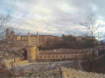 Nuova webcam installata ad Urbino