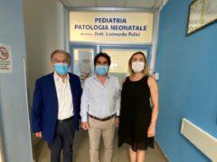 Andrea Biancani, Aldo Mosca e Monica Nicolini