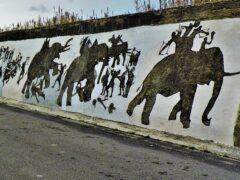 Street art a Terre Roveresche