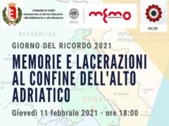 Conferenza a Fano per il Giorno del Ricordo