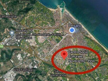 Vaccini per over-80 a Pesaro
