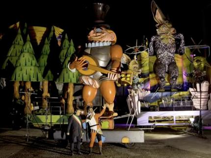 Carri del Carnevale di Fano