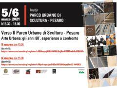 Webinar sul Parco urbano di scultura a Pesaro