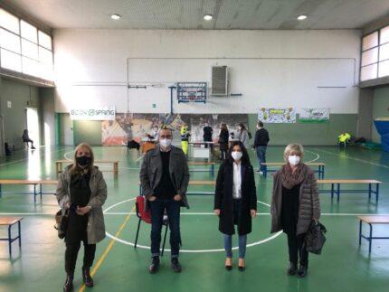 Screening di massa nelle scuole di Pesaro