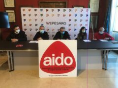 Conferenza stampa di AIDO Pesaro
