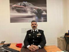 Antonino Bruno Lanza, nuovo comandante del Nucleo Operativo e Radiomobile di Fano