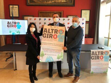 """Presentazione dell'iniziativa """"Altrogiro"""""""