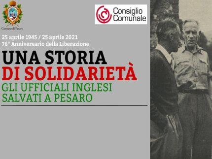 Celebrazioni del 25 aprile a Pesaro