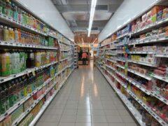 Supermercato, negozio di alimentari