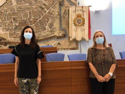 Sara Mengucci e Giuliana Ceccarelli