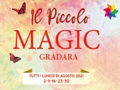 Il piccolo Magic a Gradara