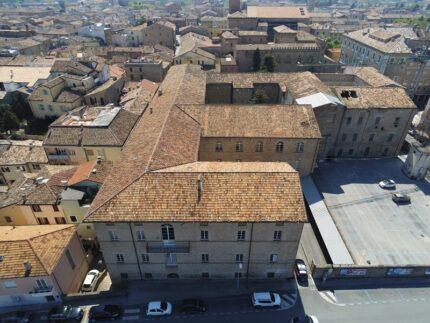 Palazzo Petrucci a Fano